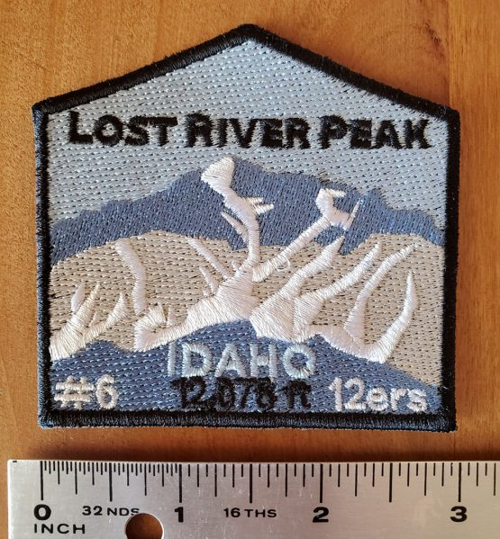 Lost River Ruler 1000