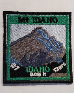Idaho on White 600