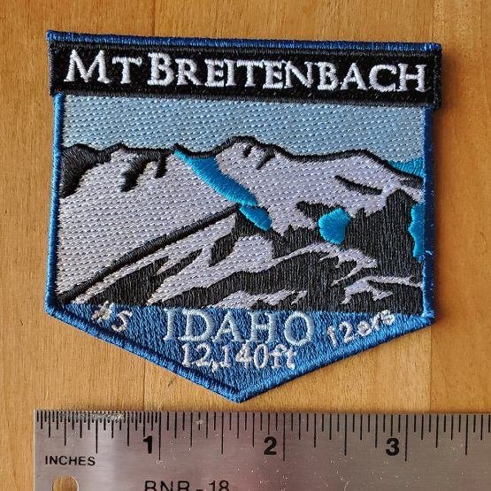 New Breitenbach with Ruler